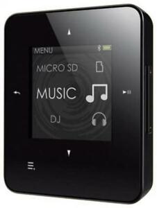 Creative ZEN Style M300 4GB MP3/Video Player Bluetooth FM Radio Playback - Black