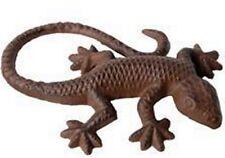 Decorative Cast Iron Lizard