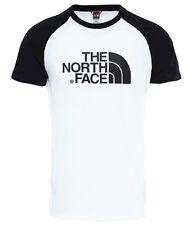 The North Face Raglán Fácil camiseta L blanco/negro