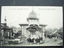13 ,marseille ,exposition coloniale ,le pavillon de la guyane française