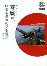 Zero fighter photo book WWll 52 21 22 Hayabusa Zerosen Sakae engine seiran Japan