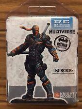 Batman Miniature Game: Deathstroke 2nd Edition Resin