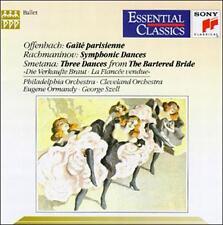 Offenbach: Gaite Parisienne / Rachmaninoff: Symphonic Dances / Smetana: Three Da