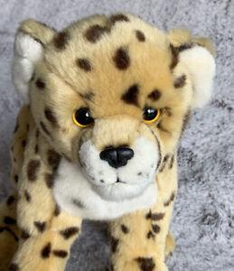 Webkinz Ganz Signature Cheetah Stuffed Animal Plush Toy Soft No Code