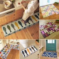 Popular Large Livingroom Kitchen Carpet Office Welcome Floor Door Anti-Slip Mats