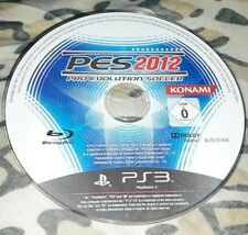 PES 2012  PRO EVOLUTION SOCCER  - Playstation 3 Ps3 Play Station Gioco Game