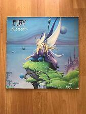 Eloy Planets HMI LP 1 Heavy Metal Worldwide Release