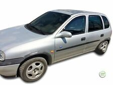 DOP25367 VAUXHALL CORSA B 5 PORTE 1993-2001 deflettori del vento 4pc HEKO colorata
