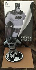 "DC Collectibles BATMAN BLACK & WHITE STATUE BY DICK SPRANG 7.75"" Figure 765/5200"