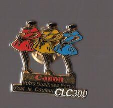 Pin's photocopieur CLC 300 Canon / Business force  (signé Arthus Bertrand)