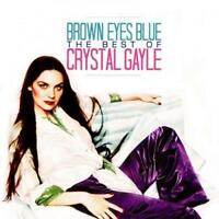 Crystal Gayle - Brown Eyes Blue: The Very Best Of (NEW CD)