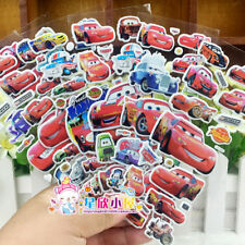 2017 New Arrivel Children Stereoscopic Stickers-6 Pcs Sticker Birthday Xmas Gift