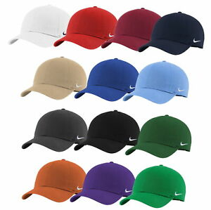 NIKE Heritage 86 Dri-FIT Adjustable Fit Cap Hat 102699 New - Pick a Color