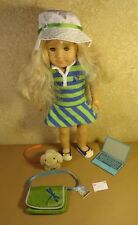 American Girl Doll Lanie GOTY 2010 with 2 extra outfits