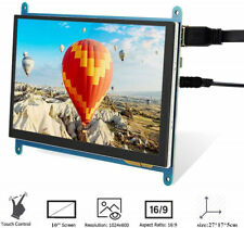 10 Inch HD Capacitive Touchscreen Display 1024*600 Monitor for Raspberry Pi N7T6