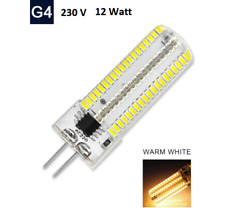 G4 12Watt LED Lampe 230V Stiftsockel Leuchtmittel, Birne Licht, Ersetzen Halogen