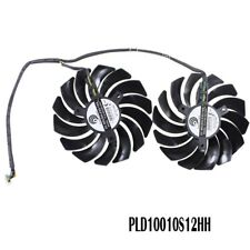 Cooler fans FOR MSI GTX1080Ti 1080 1070 1060 RX470 480 570 580 2pcs/lot 4PIN GPU