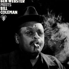 Ben Webster Meets Bill Coleman BLACK LION RECORDS CD 1989