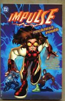 GN/TPB Impulse Reckless Youth collected vg/fn 5.0 1997 / Flash 194 pages