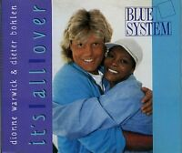 Blue System It's all over (1991, & Dionne Warwick) [Maxi-CD]
