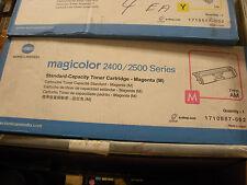1710587002-Genuine Konica Minolta Magenta Toner for Magicolor 2400, OEM