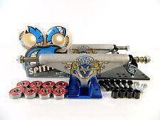 Venture V-Light 5.25 Hi Pudwill Skateboard Trucks + Spitfire 51mm Bighead Wheels