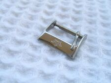VINTAGE NOS 14MM MARVIN SS WATCH BUCKLE intern ship                 *5646