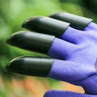 Plastic Claws For Garden Excavation Planting -Outdoor-tective Gloves-Kit Wo