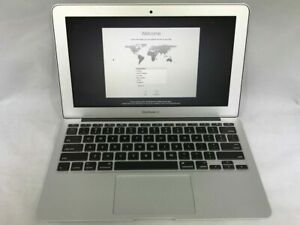MacBook Air 11 Mid 2011 1.6 GHz Intel Core i5 2GB 64GB SSD Excellent Condition