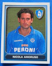 FIGURINA CALCIO MERLIN 2001 - N. 274 - AMORUSO - NAPOLI - new