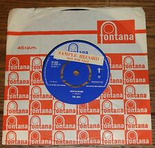 "THE JAYS ~ SHOCKA-BOOM b/w ACROSS THE SEA ~ UK FONTANA SAMPLE 7"" 1963"
