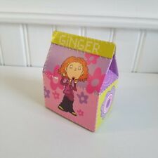 Nickelodeon As Told by Ginger Miniature Sticker Box -2004 RARE