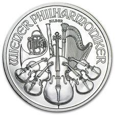 1 oz. Silbermünzen in Wiener Philharmoniker
