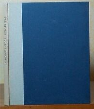 2 Short Stories No Tomorrow & January Thaw by Eugene Armfield, Limited Edition