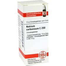 NATRIUM CARBONICUM C 200 Globuli 10g PZN 4228527