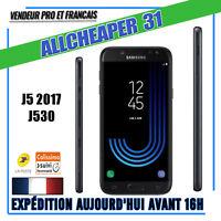 Samsung Galaxy J5 2017 J530F Noir Neuf Garantie 2 ans 13 MPIXEL débloqué 4G LTE