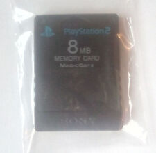 Sony Playstation 2 FMCB PS2 Memory Card 8mb FMCB Free Mcboot V1.95 REGION FREE