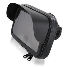 Motorrad Fahrrad Halterung für HTC One M9 Handy Bike Set Tasche Case Halter