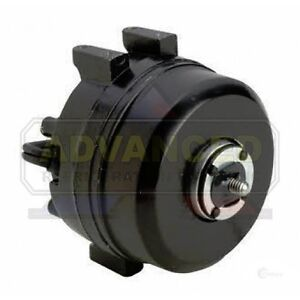 Unit Bearing Condenser Evaporator Fan Motor RO CW 16W, 1300/1550 RPM LI 115V