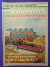 PRACTICAL MODEL RAILWAYS - BUILD A J20 - March 1988