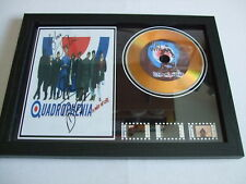 Quadrophenia  SIGNED  GOLD CD  DISC 761