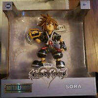 Kingdom Hearts Sora Metalfigs D35 Gamer Gift Collectible Figures Disney Diecast