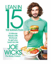 Lean in 15: The Sustain Plan: 15 Minute Meals and Workouts to Get You Lean for L