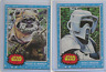 👀🔥Topps SW Living Set 2-Card Bundle Cards #33 & 34 - WARRICK & SCOUT TROOPER