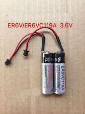 1PCS  New Battery For TOSHIBA ER6V  M70  3.6V ER6VC119A
