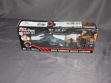Store Return Sky Rover Voice Command Missle Launcher New in Open or Damaged Box