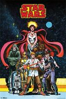 2013 LUCASFILMS STAR WARS MARVEL COMIC BOOK COVER POSTER 24x36 NEW FREE SHIP