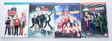 The Big Bang Theory Staffel 2+4+5+6 [DVD] englischer Originalton
