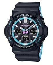 Casio G-Shock * GAS100PC-1A Tough Solar Anadigi Prismatic Color Black COD PayPal