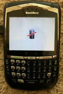 BlackBerry 8700g - Black Blue (T-Mobile) Smartphone !! FOR PARTS ONLY !!